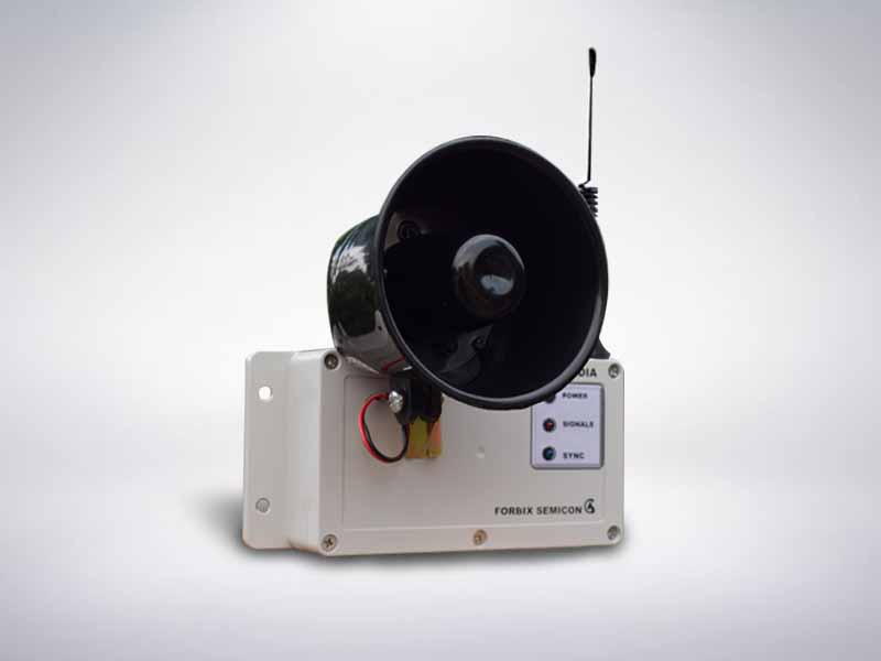 FORBIX Osaühing wireless alarm 118 decibel