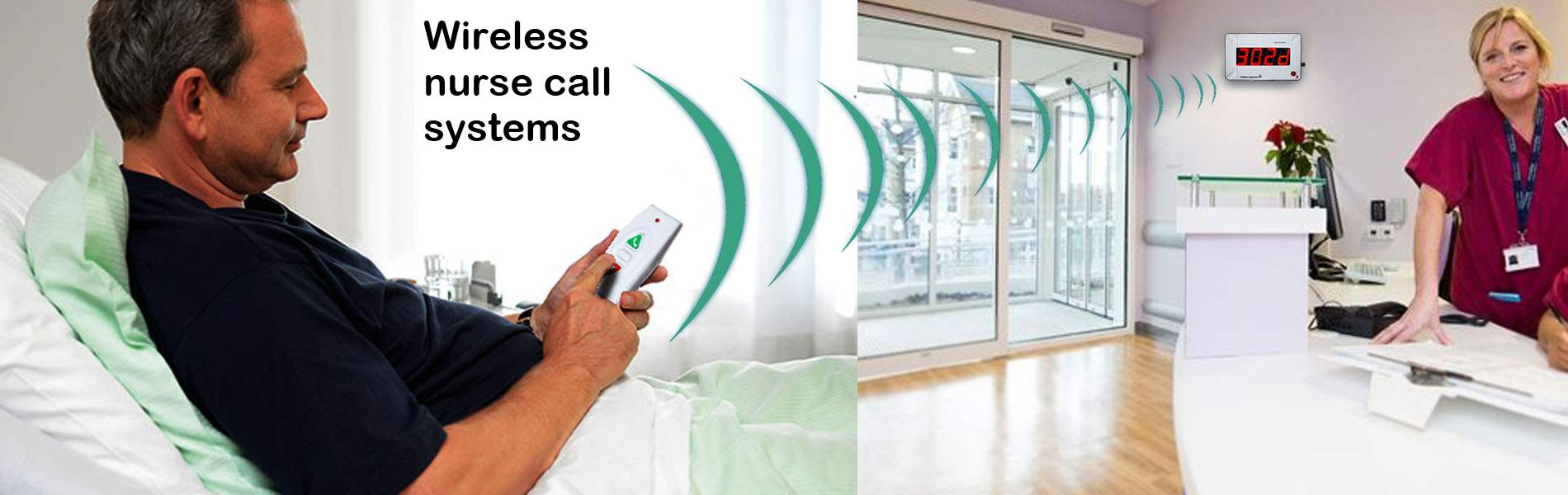 wireless nurse call system