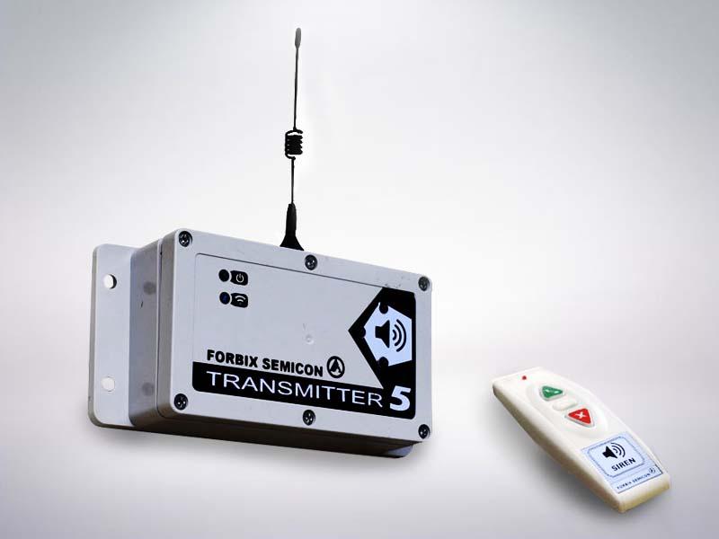 FORBIX Osaühing remote triggered transmitter