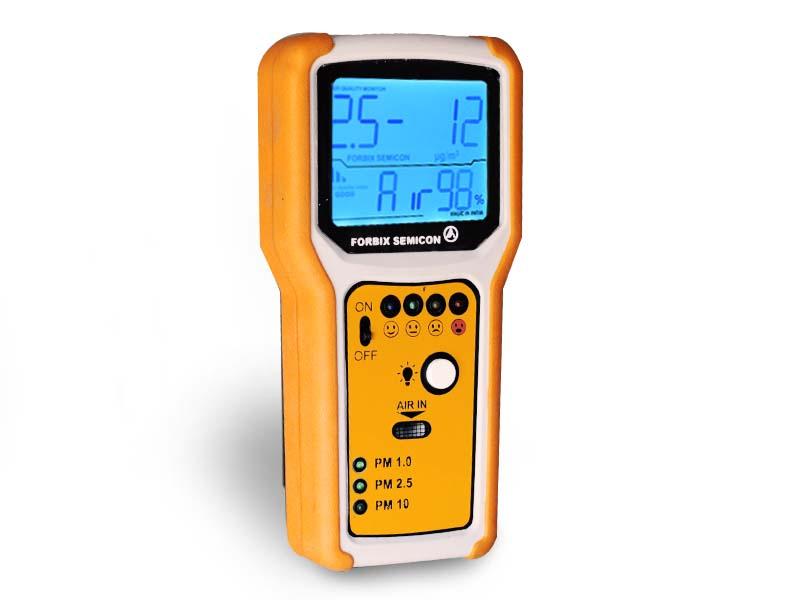 Air monitor dust PM2.5 YellowFox